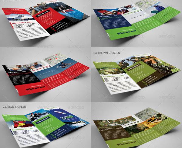 Sports Brochures