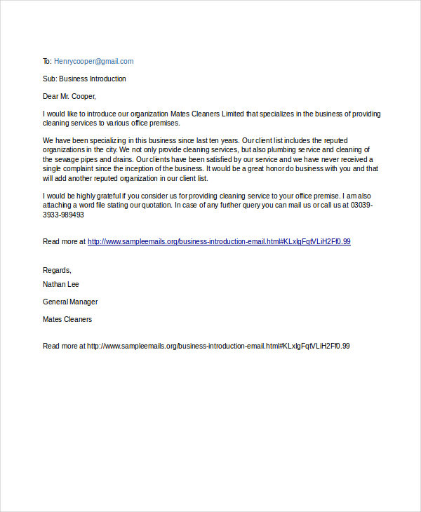 Business email template solarfm 9 best business email templates for business consultancy accmission Choice Image