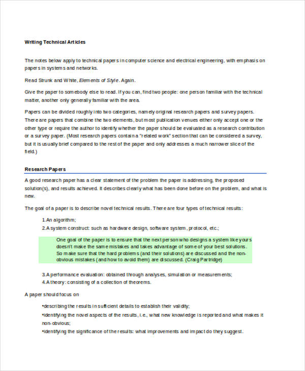 Buy article writing examples