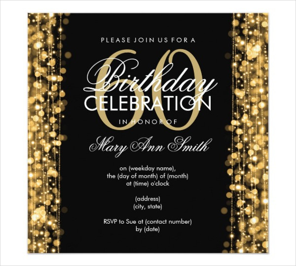 52+ Party Invitation Designs & Examples - PSD, AI, EPS Vector