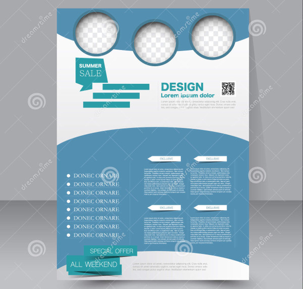 -A4 Business Brochure