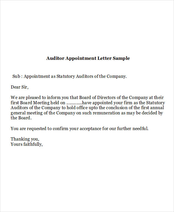 sample letter accepting meeting request