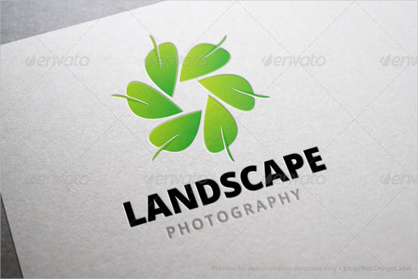 Best Landscape Photography Logo