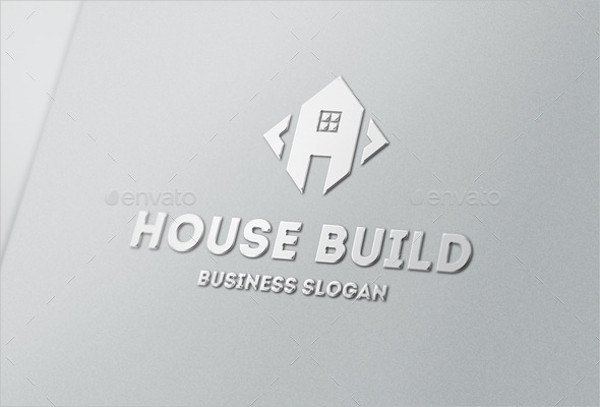 Building Construction Business Logo