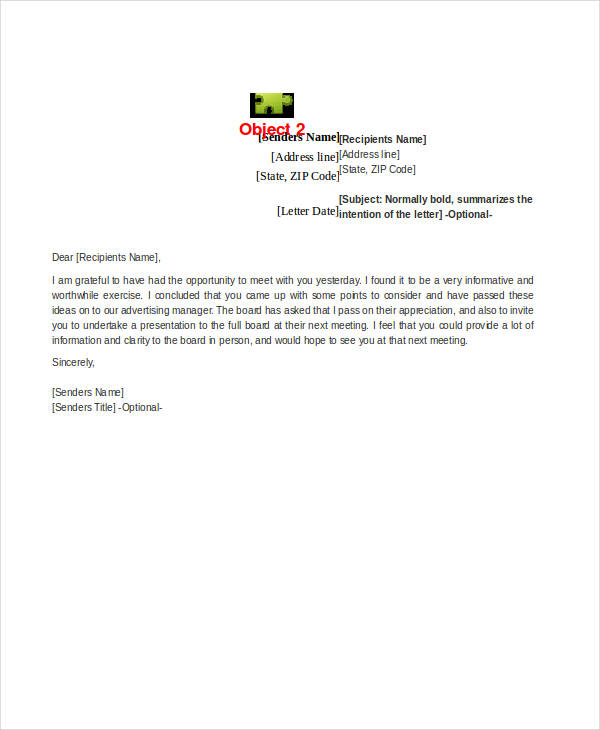 Appointment Letter Examples  Samples  Pdf Doc