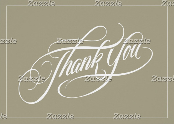 -Business Holiday Thank You Card