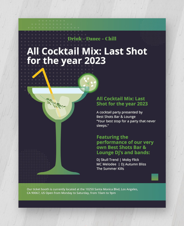 76 party flyer examples psd ai eps vector