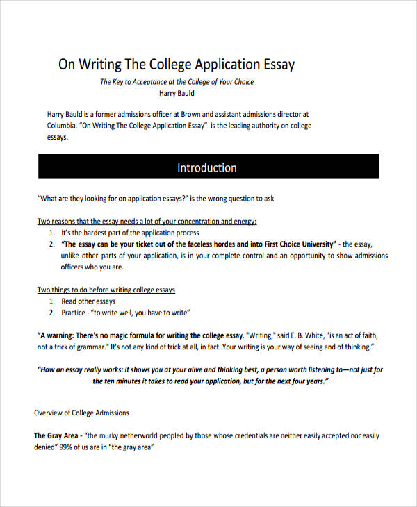 of college essays college application introduction essay