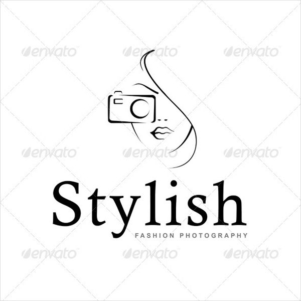 Commercial Fashion Photography Logo