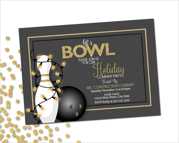 company holiday party invitation1