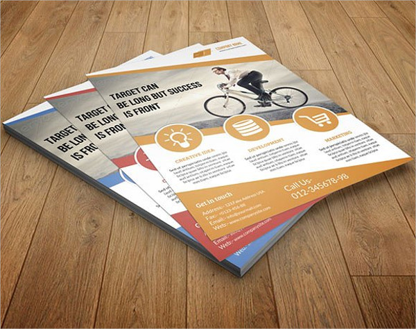 Examples Of Fitness Flyers