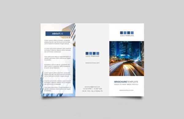 corporate tri fold brochure1