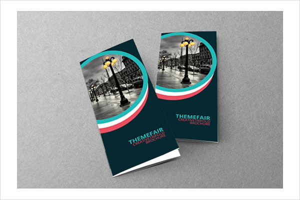 -Corporate Trifold Brochure