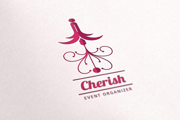 corporate wedding event logo