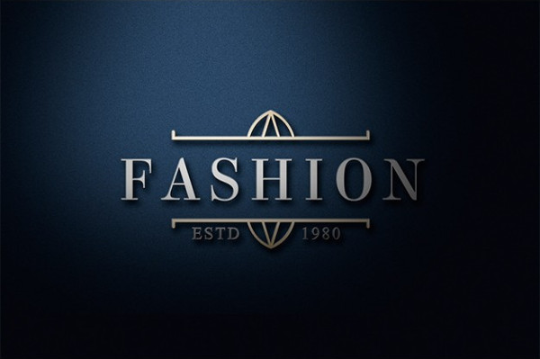 creative corporate fashion logo