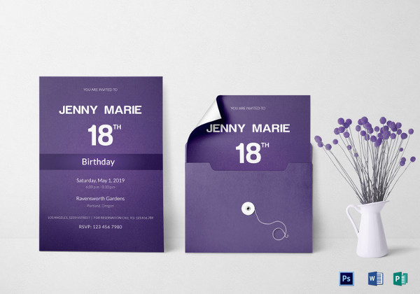 40 event invitation designs examples psd ai eps vector debut event invitation card template stopboris Images