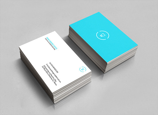 Dental Business Card Logo