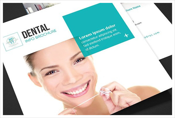 dental square brochure