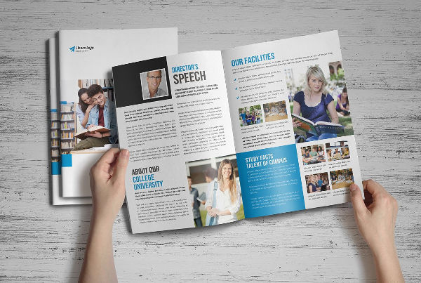 -Education College Brochure