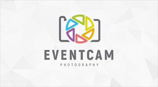Event Photography Vector Logo