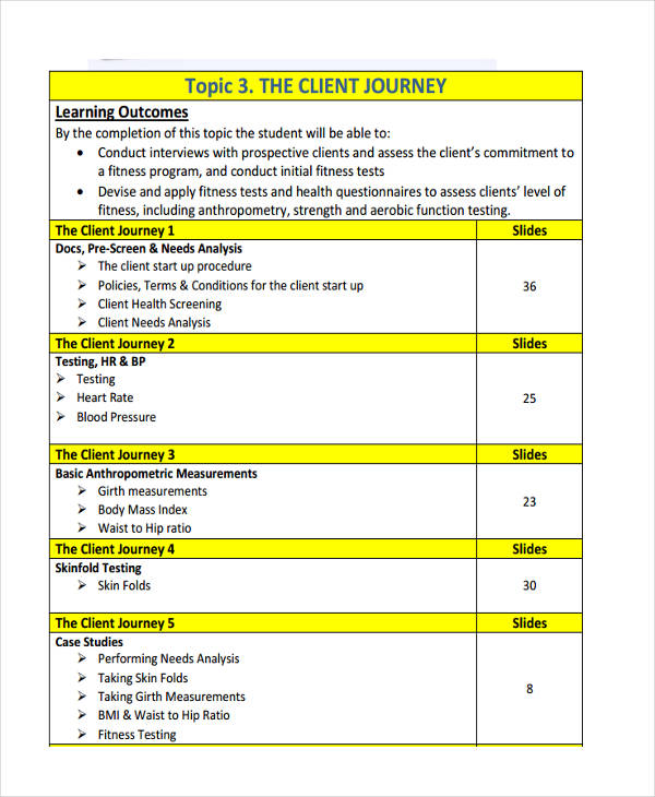 client analysis template - 48 needs analysis examples pdf word pages