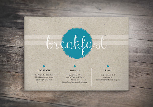 45  event invitation examples