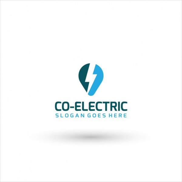 free electrical company logo