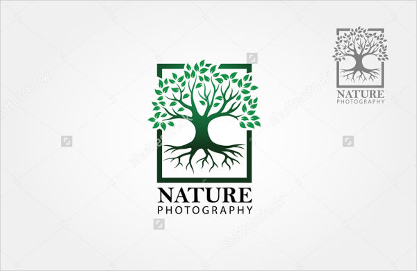 Free Nature Photography Logo