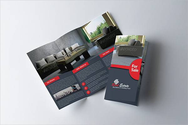 free real estate portfolio brochure