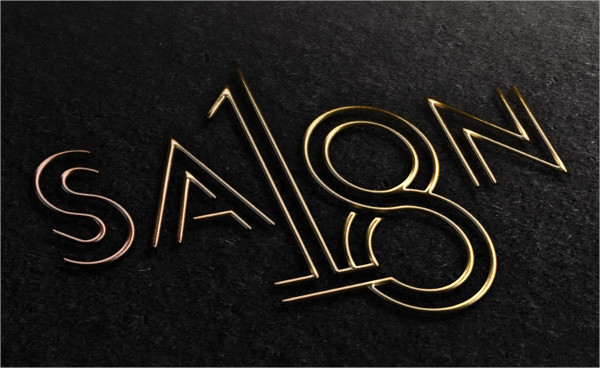 Free Salon Logo