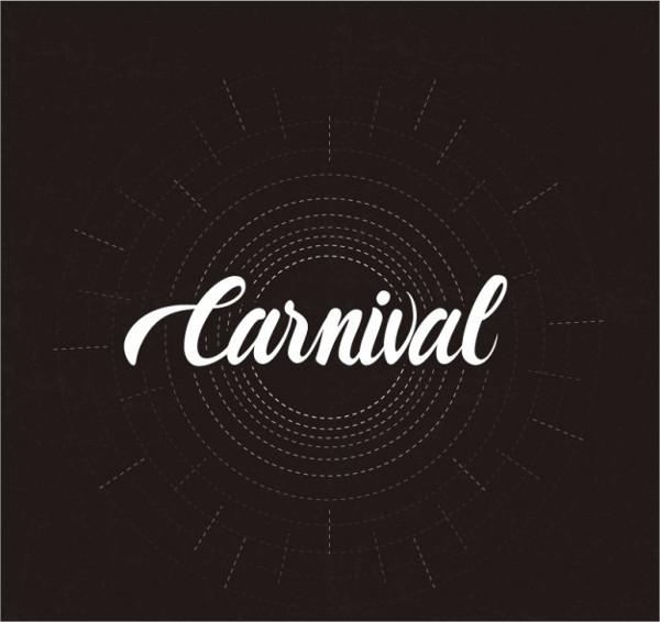 free typography logo