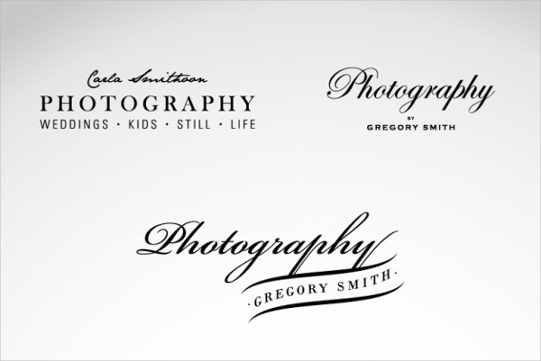 -Free Vector Photography Logo