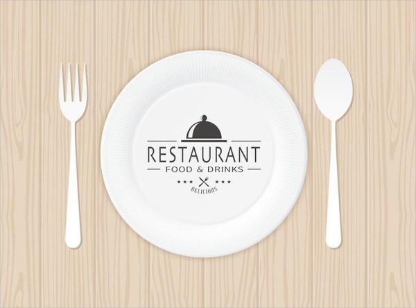 free vector restaurant logo