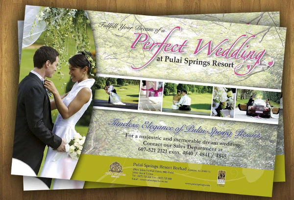 free wedding invitation flyer