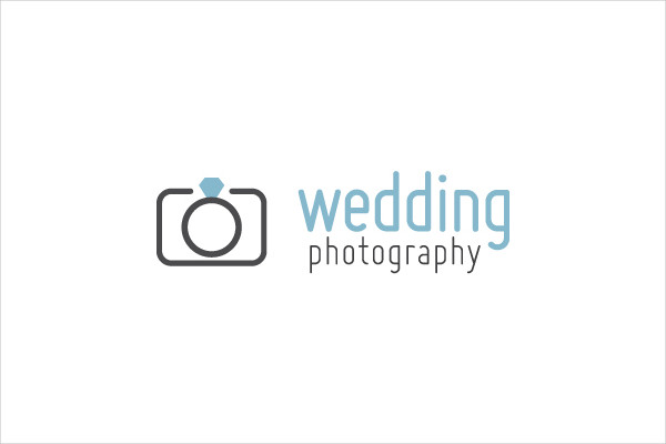 -Free Wedding Photography Logo