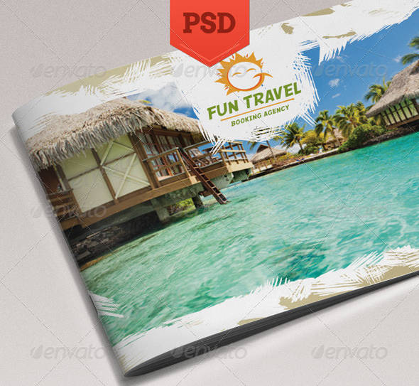 -Fun Travel Brochure