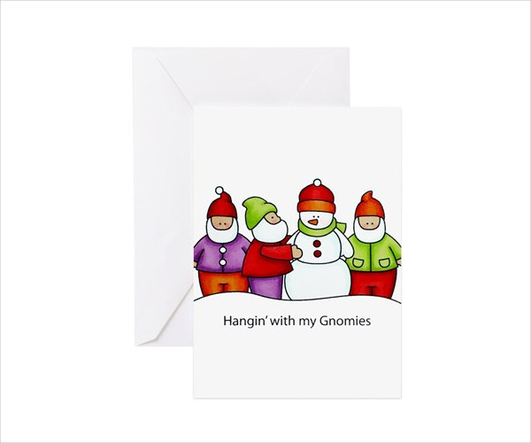 funny holiday greeting card1