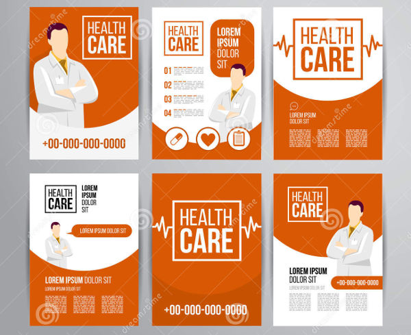 -Health Care Brochure