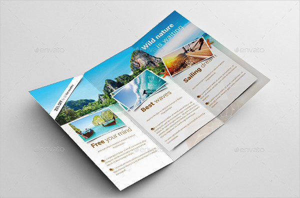 -Holiday Travel Brochure