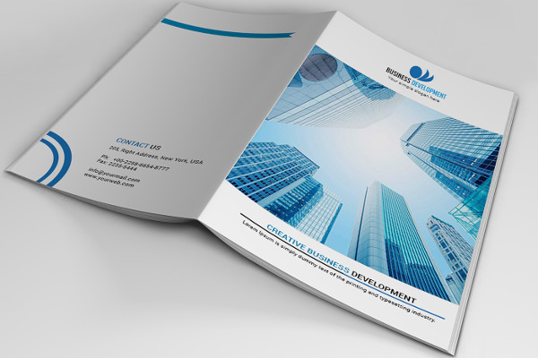 -Indesign Corporate Brochure
