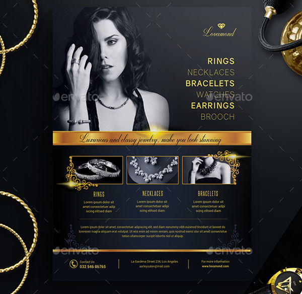 -Jewelry Grand Opening Flyer