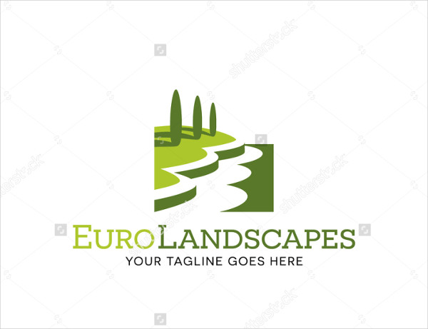 landscape business logo
