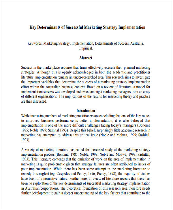 45 examples of implementation plans marketing strategy implementation example marketing strategy implementation plan saigontimesfo