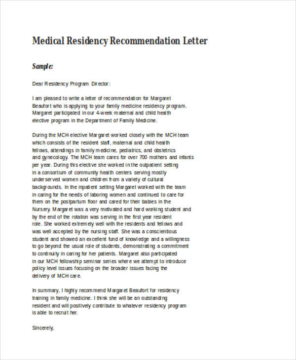 79 examples of recommendation letters medical recommendation letters spiritdancerdesigns Images