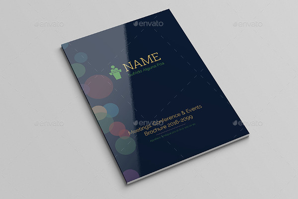 -Meeting Conference Brochure