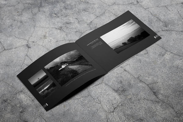 -Minimal Photography Brochure