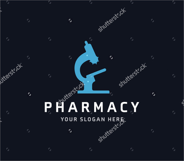 modern pharmaceutical company logo
