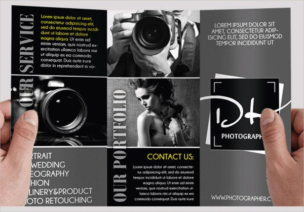 Modern Photography Business Flyer