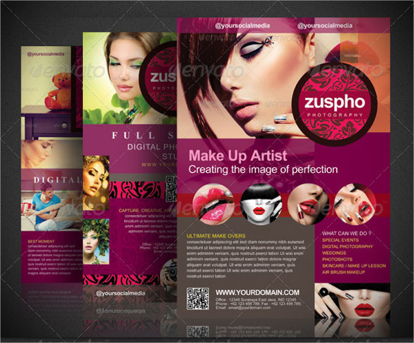 modern photography business flyer2