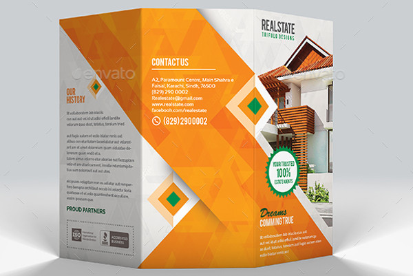 modern real estate tri fold brochure1